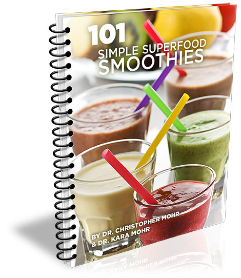 101 Simple Superfood Smoothies